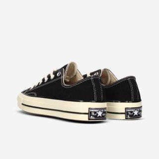 Giày thể thao Converse 1970s thấp cổ đen Nam nữ ( Tặng túi converse +bill+tất) 2