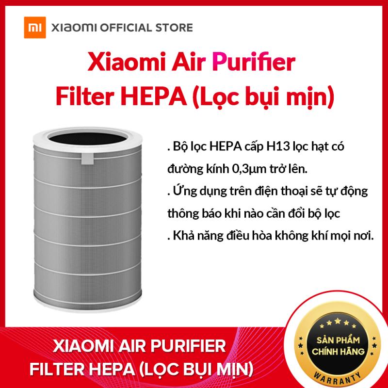 Bảng giá [XIAOMI OFFICIAL] Lõi lọc không khí Xiaomi Air Purifier Filter HEPA class 13 (Lọc bụi mịn)