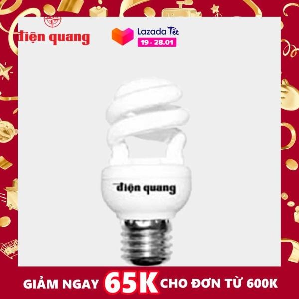 Đèn Compact xoắn Điện Quang ĐQ-SPL-T3-5W-DL-E27