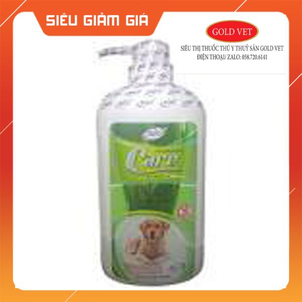 [Giá rẻ]Sữa Tắm Bio Care (500ml) Diệt Ve Rận, Bọ Chét, Khử Mùi Chó Mèo