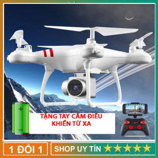 Flycam KY101 - Flycam giá rẻ Camera chụp ảnh 720HD Khoảng cách điều khiển 100m