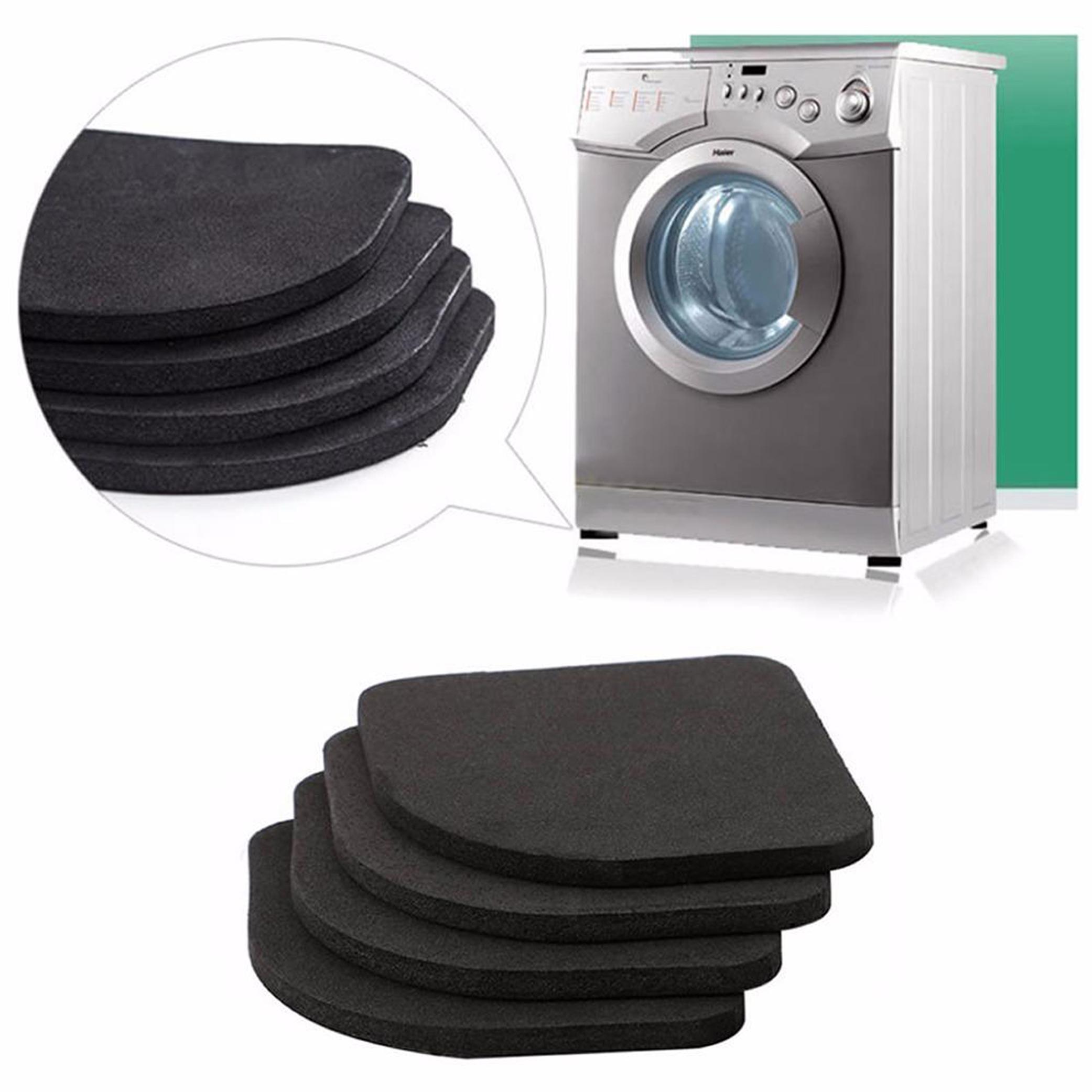 Bảng giá Set 4 Miếng Đệm Chân Máy Giặt, Tủ Lạnh Chống Trơn, Rung H035 Điện máy Pico