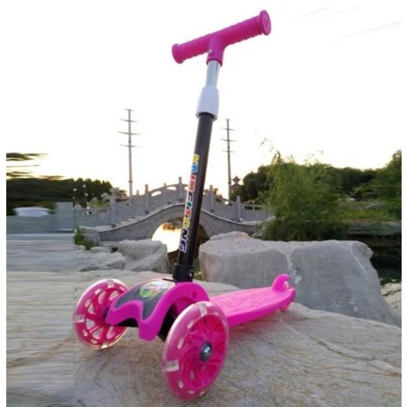 Mua bán xả kho giá nhanh tay này chỉ có trong ngày hôm nay - xe trượt scooter có bánh xe phát sáng - xe cân bằng  - xe lắc cho bé từ 2-8 tuổi chơi