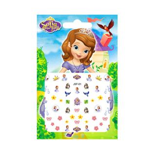Set sticker dán móng cho bé gái đáng yêu BBShine J007a 2