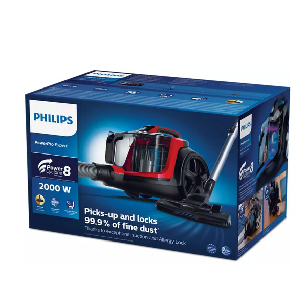 Máy hút bụi Philips FC9728 2000W (Hàng chính hãng)