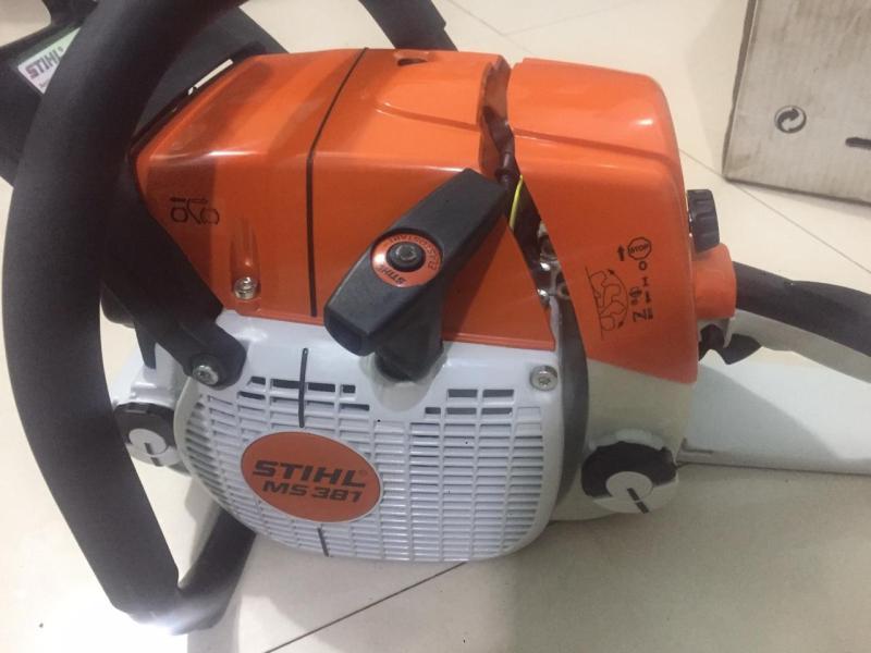 Máy cưa xích STIHL MS 381 - Made in Brazil