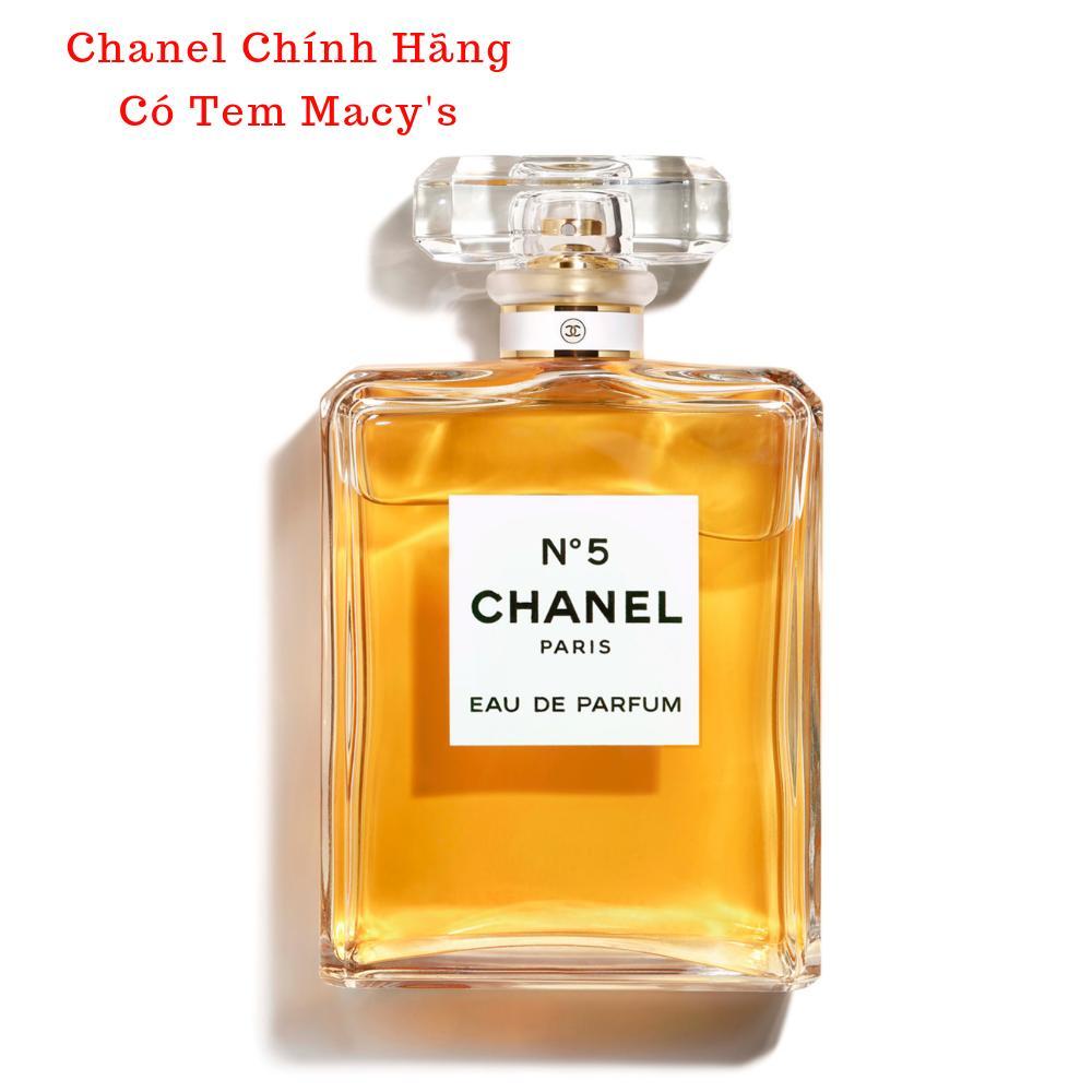 Nước Hoa Chanel No5 Eau De Parfum 100ml
