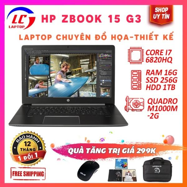 Bảng giá Hp zbook 15 g3 chuyên đồ họa - thiết kế chuyên nghiệp, core i7-6820hq, cạc vgaa nvidia quadro M1000M- 2G, màn 15.6 full hd,laptop giá rẻ, laptop Phong Vũ