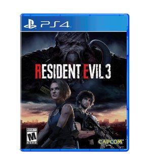 [PS4-US] Đĩa game Resident Evil 3 - PlayStation 4 thumbnail