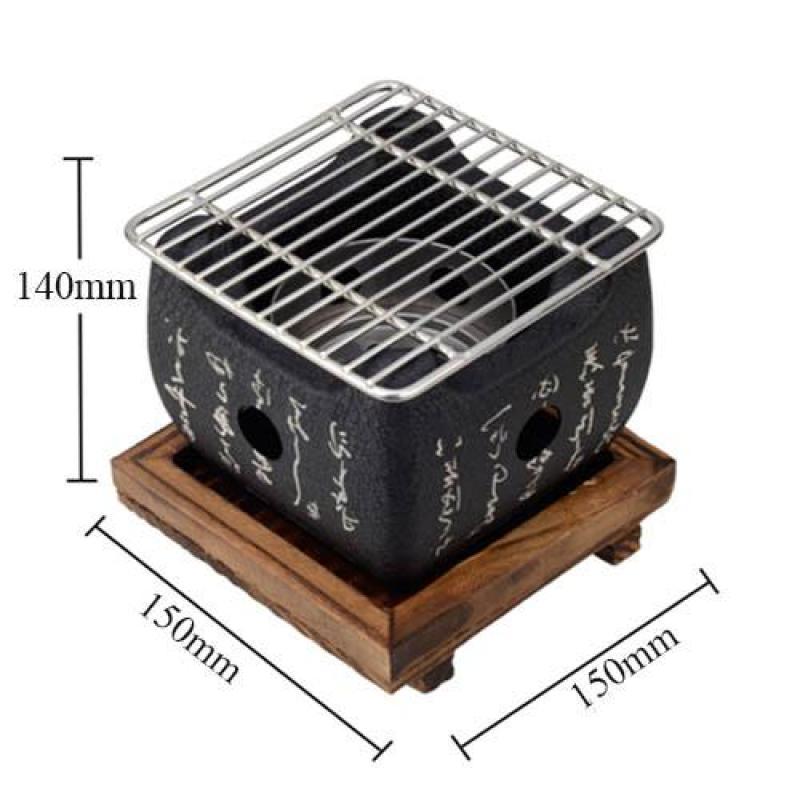 Bảng giá Lò nướng gang hình vuông của Nhật Điện máy Pico