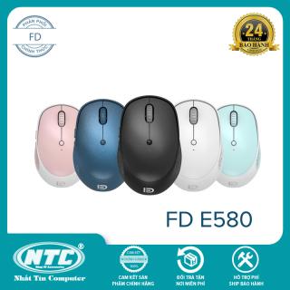 [Nhập ELJUN21 giảm 10%] Chuột không dây Wireless 6D FD E580 - siêu tiết kiệm pin dùng đến 12 tháng (5 màu tùy chọn) Hãng Phân phối Chính Thức - Nhất Tín Computer thumbnail