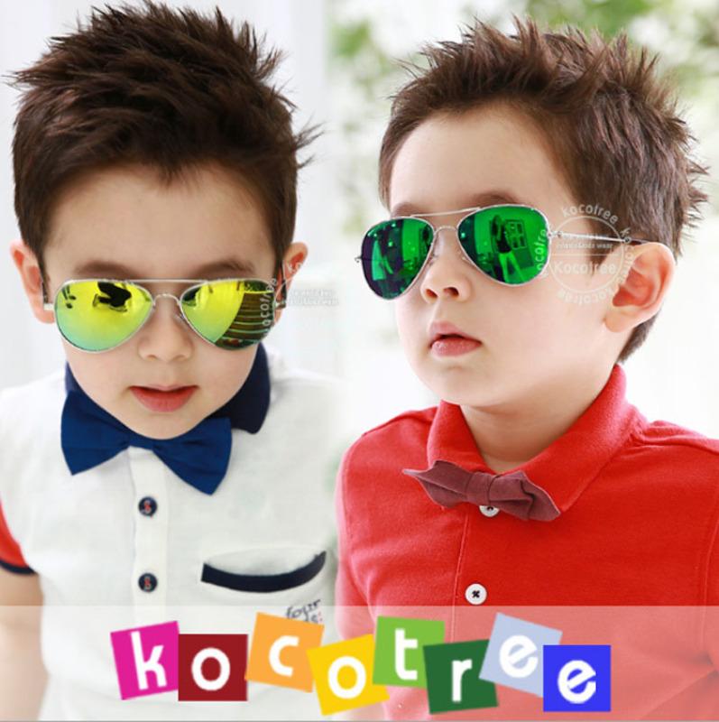 Mua Kính trẻ em thời trang  tráng gương Kocotree KM9 ( Chính Hãng )
