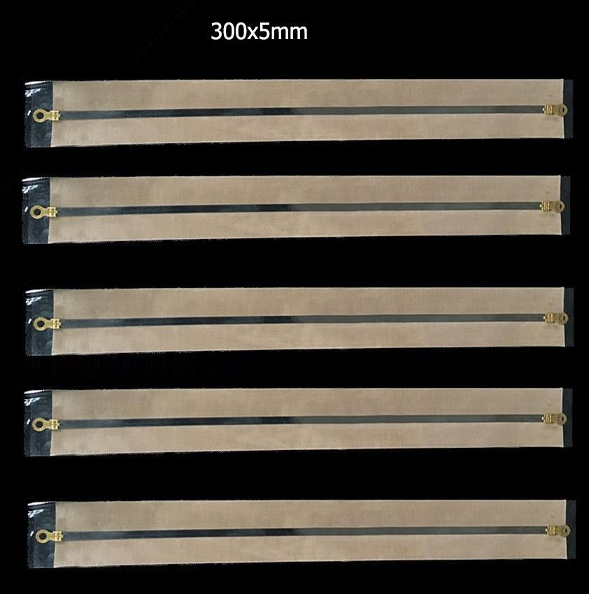 5 Bộ dây nhiệt thay thế máy hàn túi đường hàn 300x5mm[SEAL][PK]