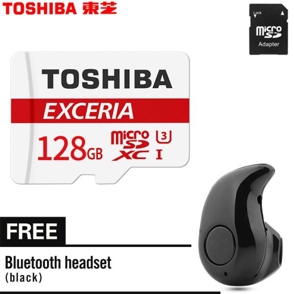 [Với tai nghe bluetooth s530 miễn phí]Thẻ Nhớ Micro Sd 128G Tf Card U1 C10 M203 100 Mb/Giây Chống Sốc Cao Cấp Cho Điện Thoại/Đi- Pro/Camera/Màn Hình
