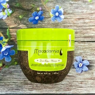 NHẬP KHẨU CHÍNH HÃNG Kem hấp (dầu ủ tóc) Macadamia Deep Repair Masque thumbnail