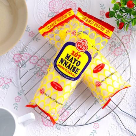 Sốt mayonnaise Hàn Quốc Ottogi 240g sản phẩm tốt chất lượng cao cam kết như hình an toàn cho sức khỏe người sử dụng