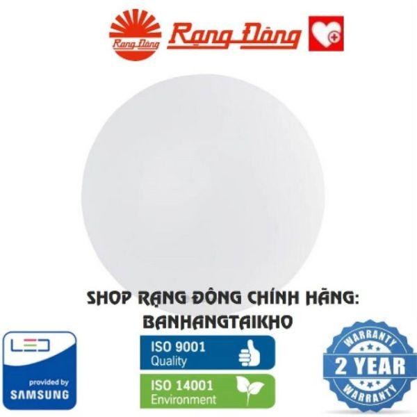 Đèn Led Ốp Trần Rạng Đông 9W Փ270, Chipled Samsung Model: D Ln03L 270/9W