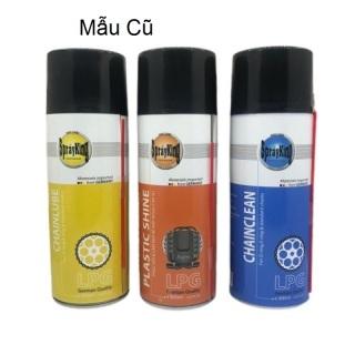 [MUA KÈM DEAL SỐC] Bộ 3 sản phẩm bôi trơn sên- dung dịch vệ sinh sên-chai dưỡng nhựa nhám đánh bóng lốp-Mua kèm khăn lau giá hấp dẫn- thumbnail