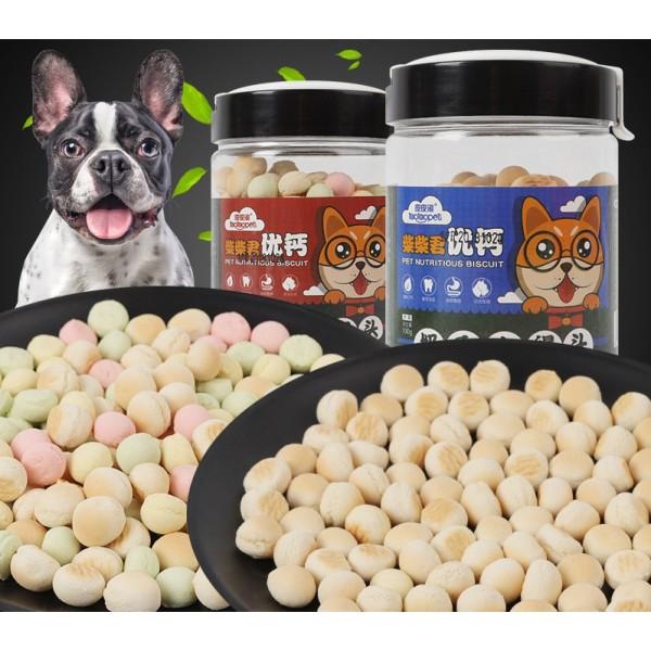Bánh Thưởng Cho Chó Mèo Vị Sữa & Trái Cây – Mã TACCM22 - Vị Sữa