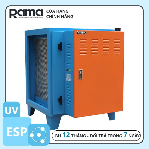 Bảng giá [ RAMA ] Máy lọc tĩnh điện xử lý khói bếp công nghiệp nhà hàng Rama R8000 Điện máy Pico