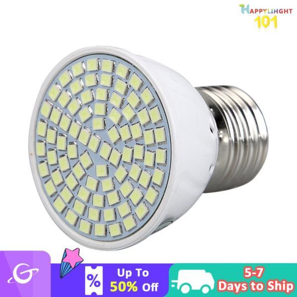 Đèn Tiệt Trùng UVC LED E27 220V Bóng Đèn Diệt Khuẩn Ozone UV, Diệt Mạt