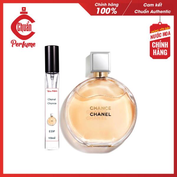 Nước Hoa Nữ Chanel Chance EDP [Mẫu Thử 10ml] - Chuẩn Pefume