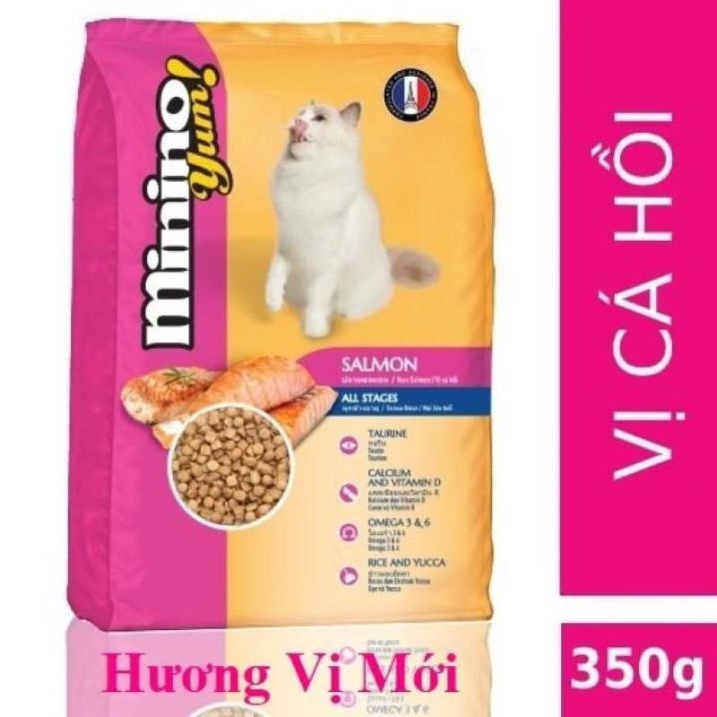 Thức ăn dạng hạt cho mèo (8 loại) Minino - Me-O Apro IQ Catsrang thức ăn khô cho mèo mọi lứa tuổi