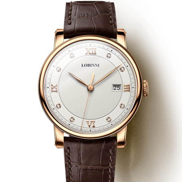 Đồng hồ nữ chính hãng Lobinni No.1651-7