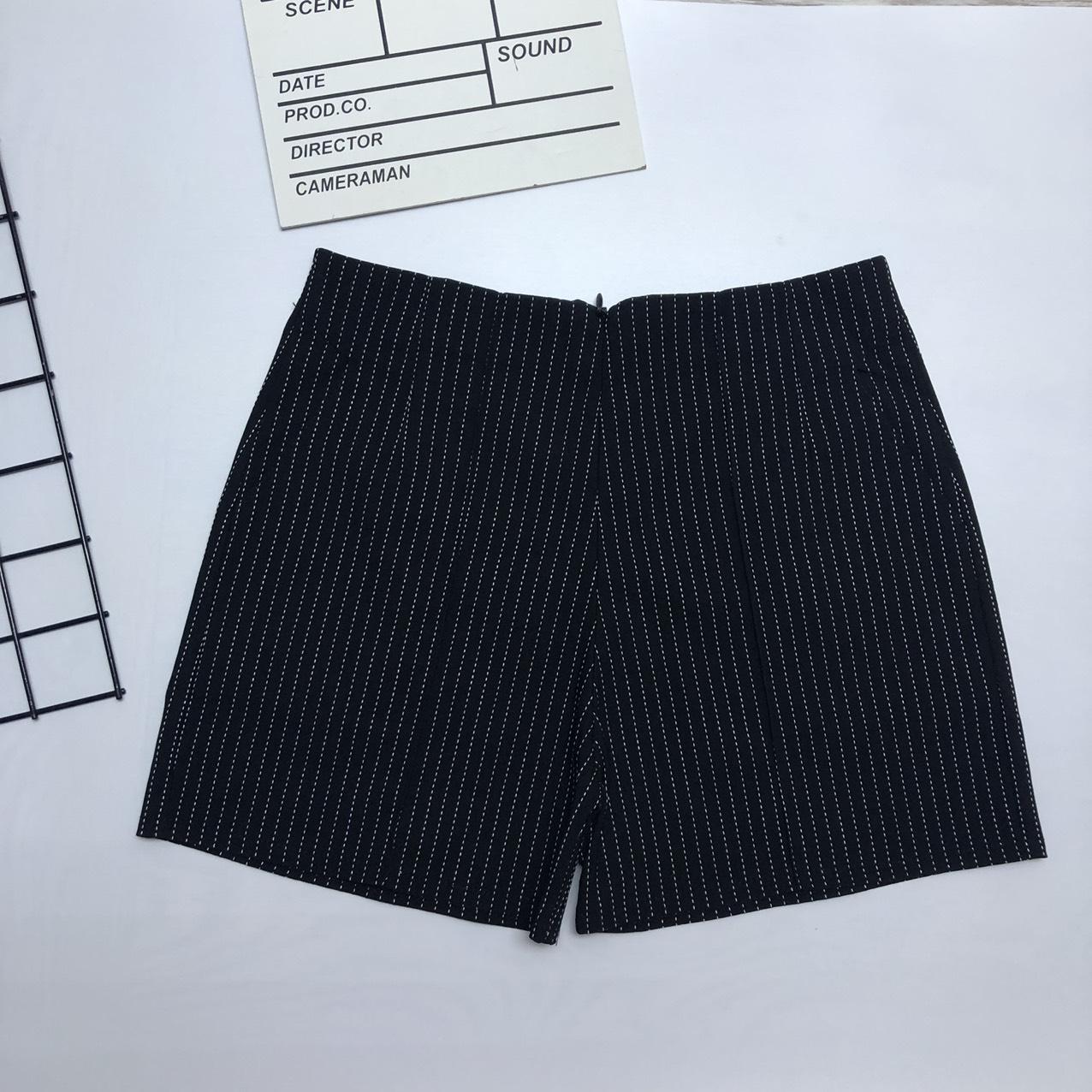 Quần short nữ kaki lưng cao co dãn đủ size ( hình tự chụp )