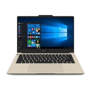 Laptop AVITA Liber V14 NS14A9 (R5-4500U, 8GB, 512GB SSD, 14 FHD, UMA, Win10, Balô, Unicorn Gold, NS14A9VNV561-UGAB) thumbnail