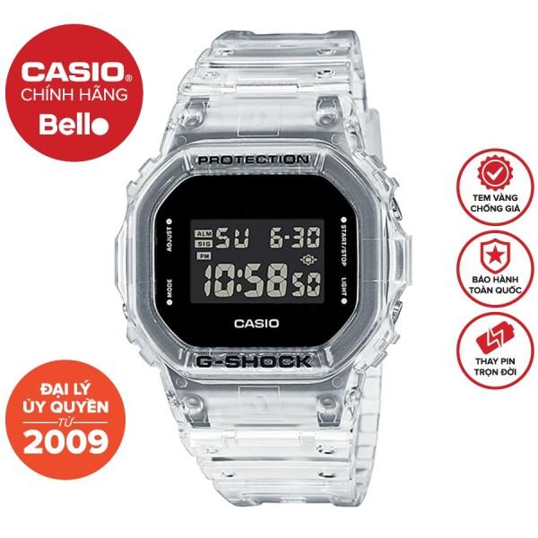 Đồng hồ Casio G-Shock Nam DW-5600SKE-7DR bảo hành chính hãng 5 năm - Pin trọn đời