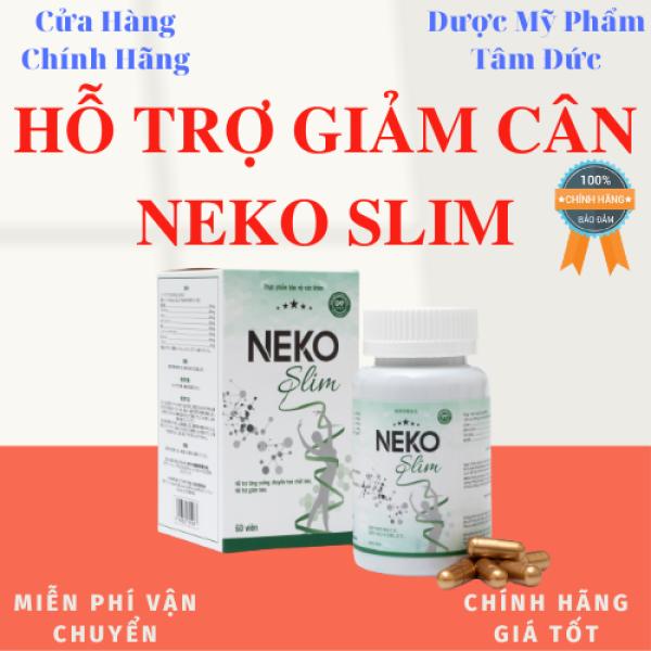 NeKo Slim Hộp 60 Viên Cam Kết Chính Hãng- DMPTD nhập khẩu