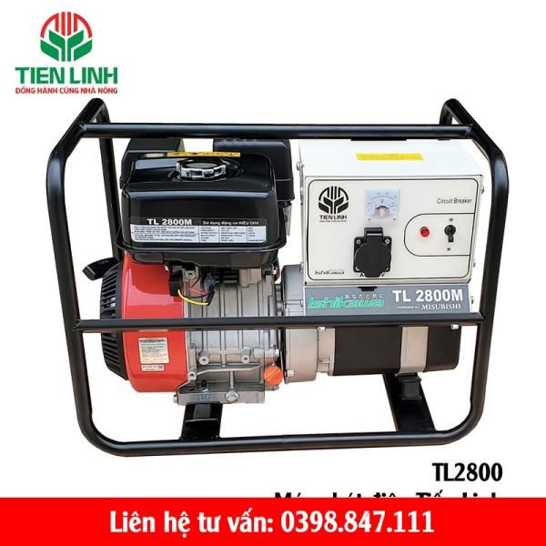 Máy phát điện Mitsubishi Nhật Bản TL2800