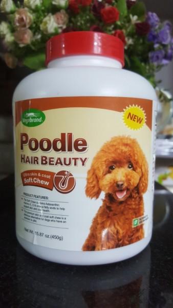 POODLE HAIR BEAUTY chắm Sóc Lông cho Chó Poodle
