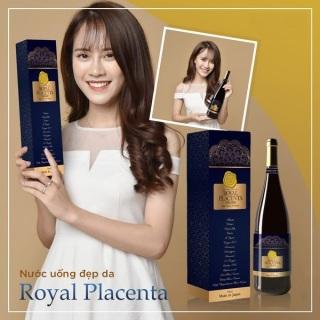 Nước Uống Đẹp Da Royal Placenta 500.000 720ml thumbnail