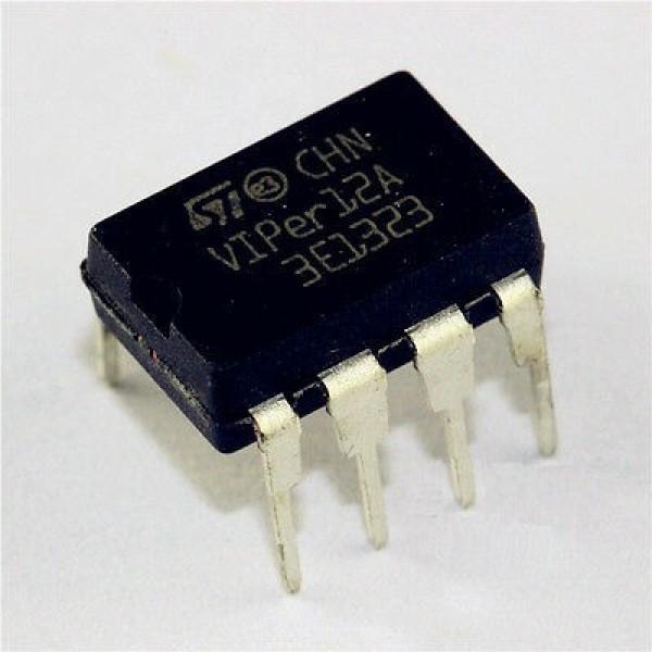 Bảng giá VIPer12A ic quản lý nguồn trong sạc laptop Phong Vũ