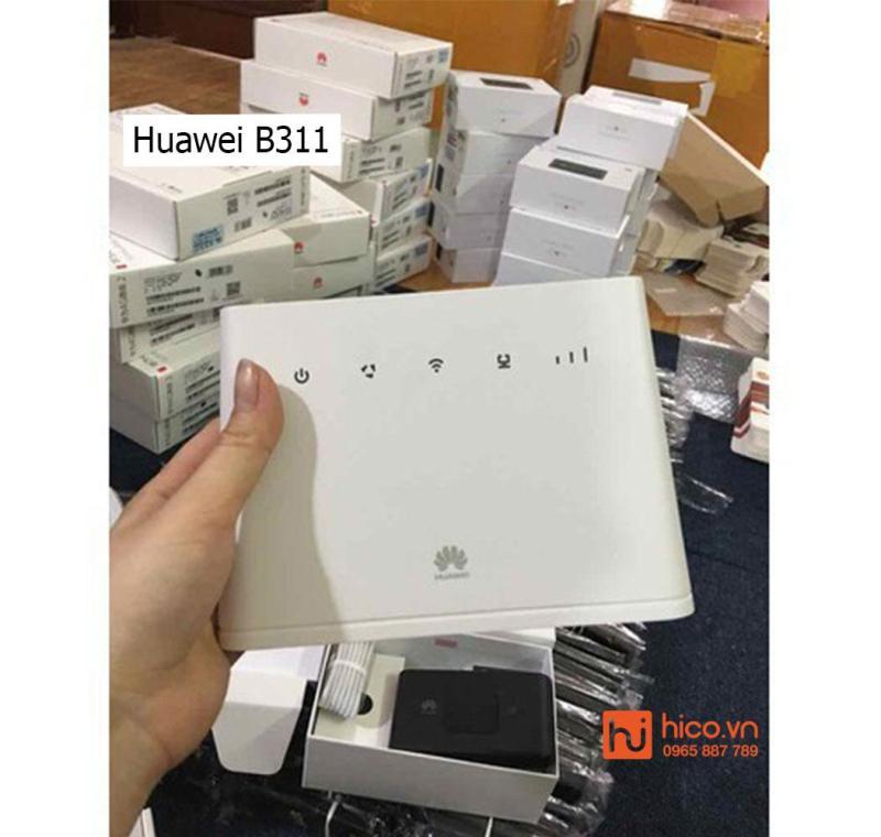 Bảng giá Bộ Phát Wifi 4G Huawei B311 - Tốc Độ Cao - Hỗ Trợ Cổng LAN - Kết Nối 32 Thiết Bị Phong Vũ