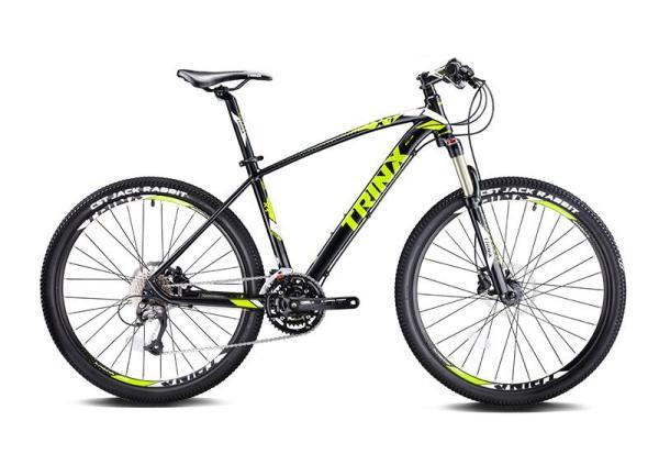Mua Xe đạp địa hình TRINX TX28 2017 Đen Xanh lá