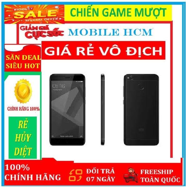 điện thoại XIAOMI REDMI NOTE 4 - XIAOMI NOTE 4X - ram 3G rom 32G Fullbox - Đủ Màu