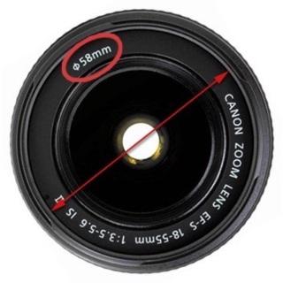 Filter phi 46mm,48mm, 49mm, 52mm,55mm, 58mm,62mm,67mm,72mm hàng user Nhật thumbnail