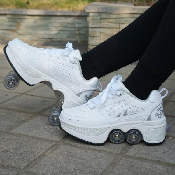 Giá bán Giày patin Heelys 4 bánh gắp xếp thành giày thể thao