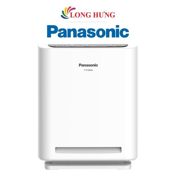 Máy lọc không khí Panasonic F-P15EHA - Hàng chính hãng - Thiết kế hiện đại, Có thể đặt vị trí khác nhau, Trang bị 3 cấp độ gió