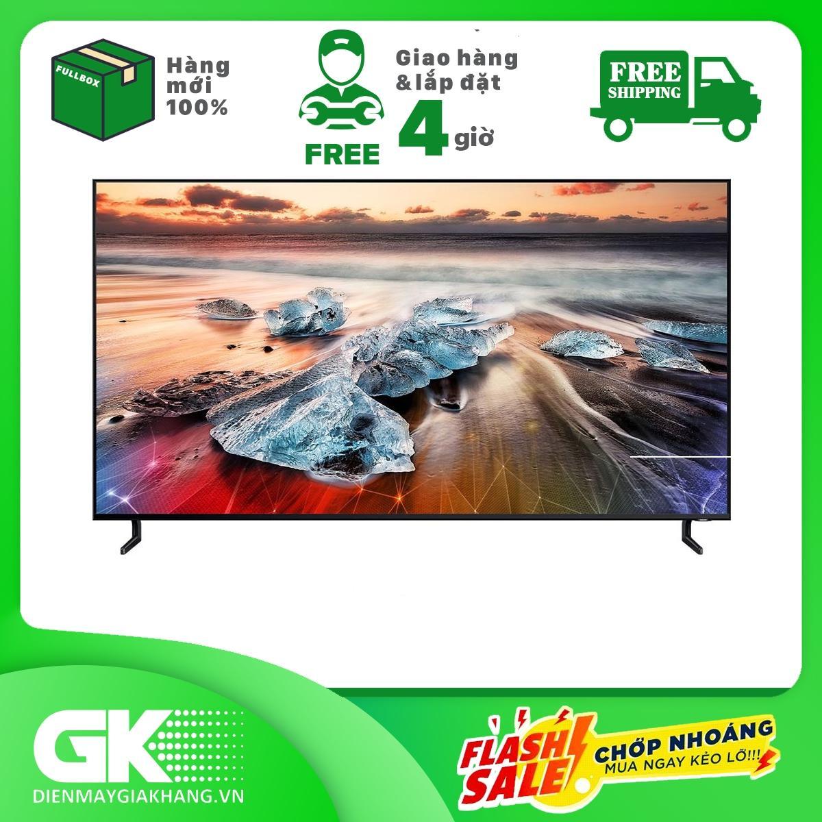 QLED 8K Samsung QA82Q900RB (Model 2019)