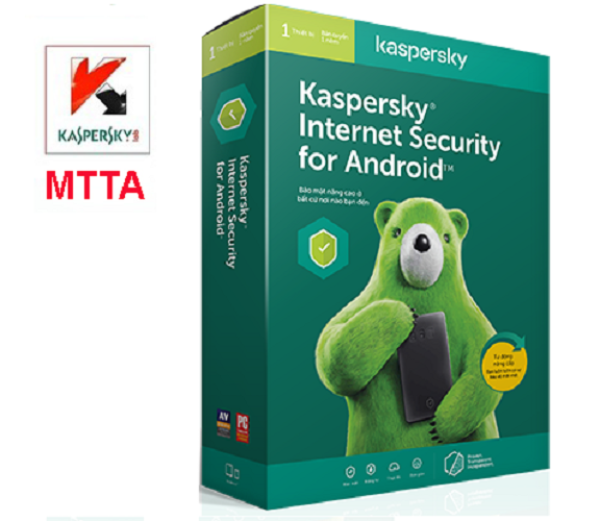 Bảng giá Kaspersky Internet Security For Android 1PC Phong Vũ