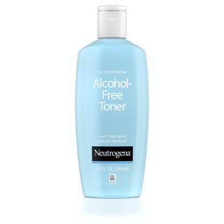 [HCM]Neutrogena Alcohol-Free Toner - Nước hoa hồng không cồn (250mL) thumbnail