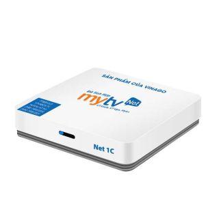 Android Box MyTV Net 1C - 2GB RAM, 16GB ROM, Android 9.0 - HÀNG CHÍNH HÃNG 2021 thumbnail
