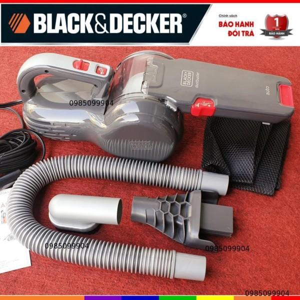 Máy hút bụi chuyên dùng cho ô tô 12V Black and decker mã PV1200AV
