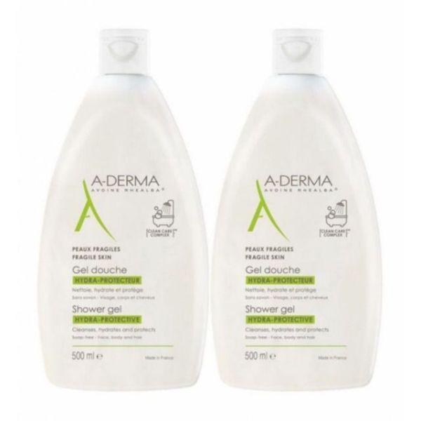 Sữa tắm giảm mụn lưng A-derma 500ml