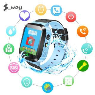 (SALE GIẢM 50% ) Đồng hồ thông minh định vị trẻ em MT005, Vòng đeo tay trẻ em chống nước thông minh thiết bị đeo tay di động SmartWatch giá rẻ. chinh hang, Đồng hồ thông minh thiết bị điện tử thumbnail