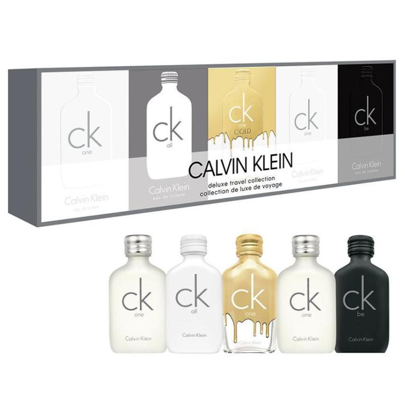Set nước hoa CK 5 chai